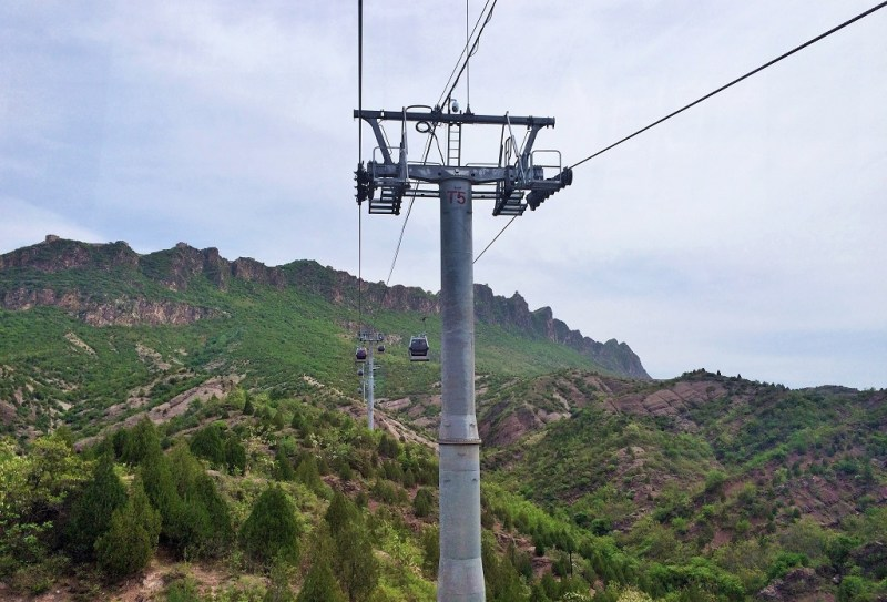 simatai great wall gondola 1