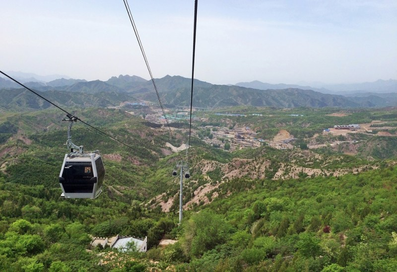 simatai great wall gondola 3