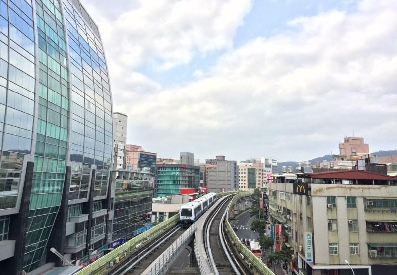 Taipei skytrain