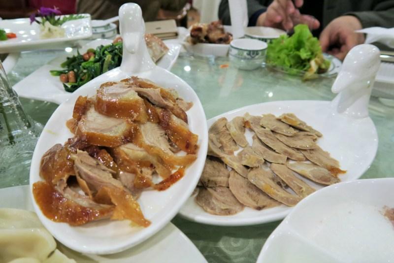 17 CNY roast duck meats