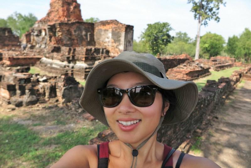 biking in Sukhothai 9