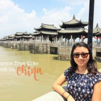 Lessons from time spent in China