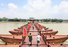 Week 11: Chaozhou - crossing the famous Chaozhou bridge
