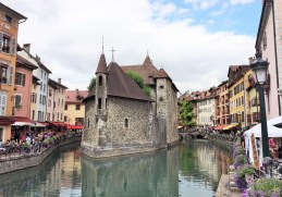 Week 17: Annecy - a quick day trip to this adorable little town