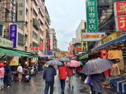 Week 2: Taipei - we discovered our favorite street for food