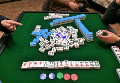 Week 48: Beijing - learning mahjong and getting addicted :P