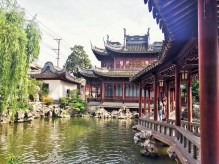 Week 8: Shanghai - the Yu Garden