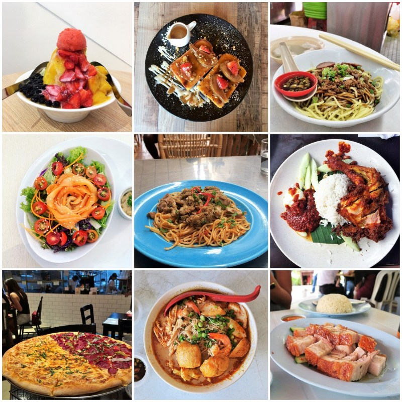 KL food collage 2