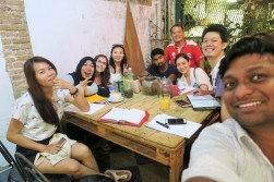 Week 2: Penang - Spanish lessons!