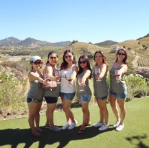 Week 27: Los Angeles - Malibu Wines for bachelorette party!