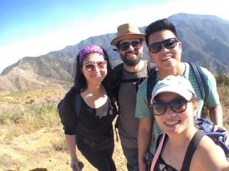 Week 42: Los Angeles - Bedford Peak hike