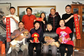 Week 46: Beijing - back for Chinese New Year with family!