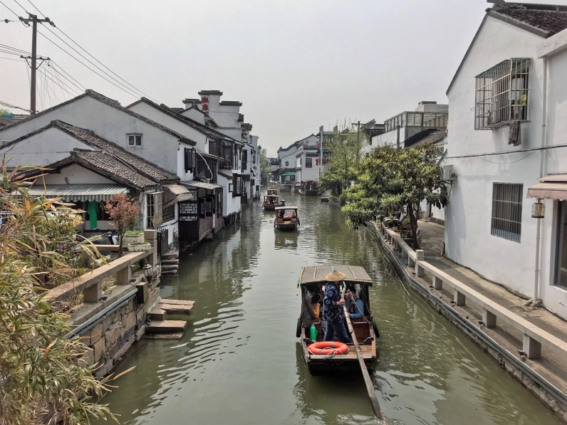 Week 52: Shanghai day trip to Suzhou