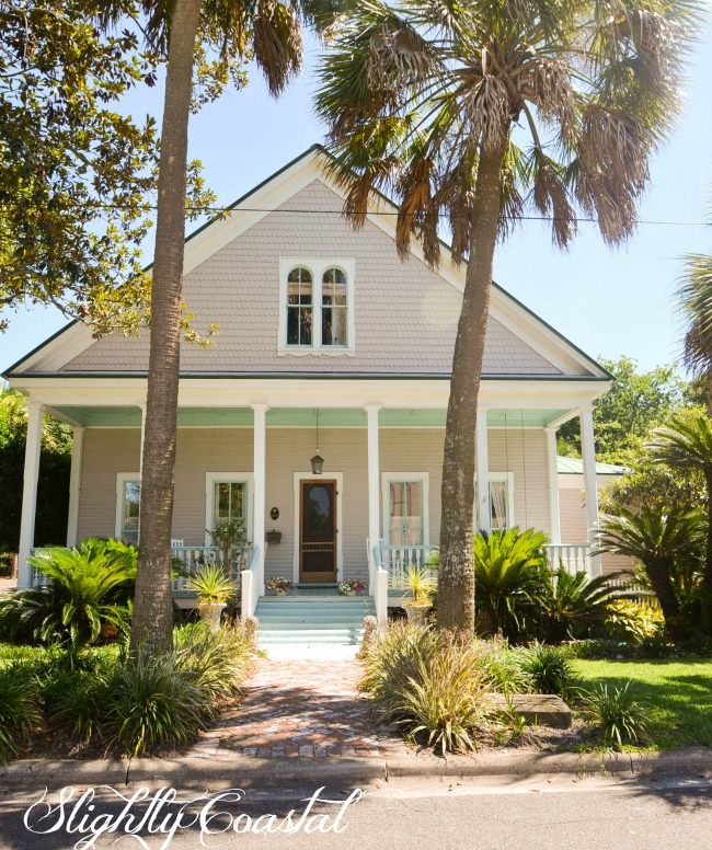 Historic Homes of Amelia Island