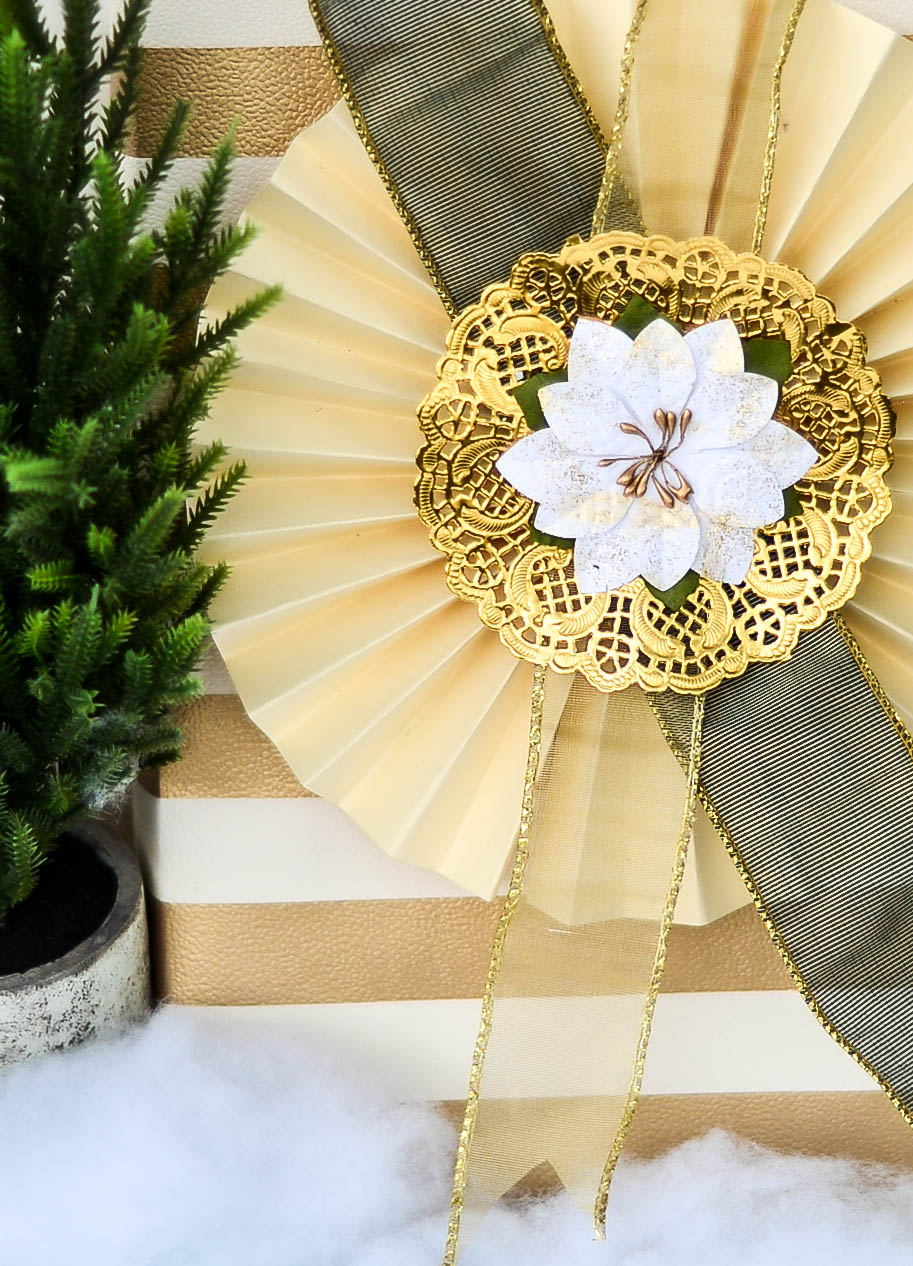 DIY Paper Tassels Gift Wrapping Inspiration