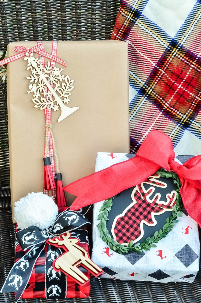 Gift Wrapping Inspiration Blog Hop featuring a Paper Tassel Tutorial-slightlycoastal.com
