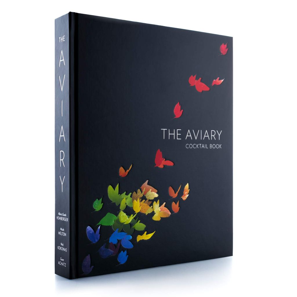 Aviary Cocktail Book