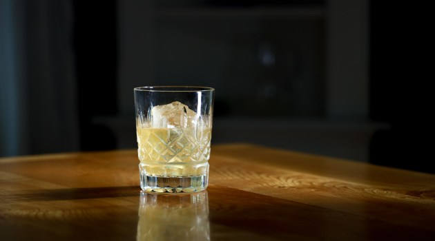 This is a unique take on a tequila sour where the sherry is the star of the show. Highly recommend.