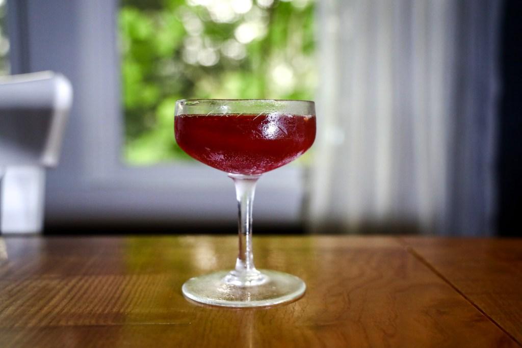 Boulevardier cocktail recipe