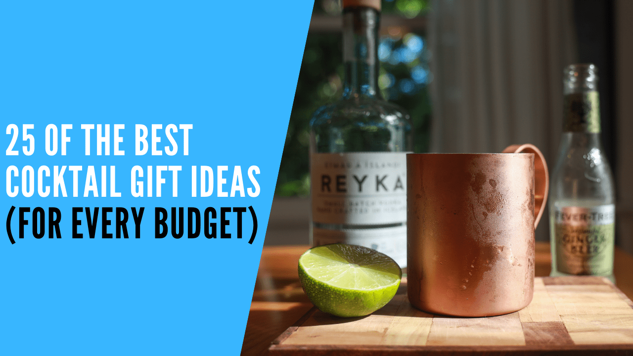 Over 25 Of The Best Cocktail Gifts For The Holiday Season