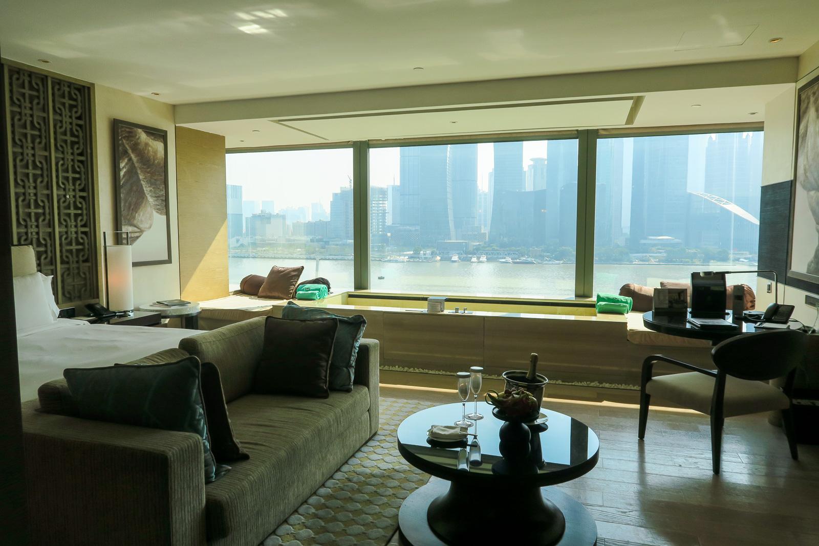 Banyan Tree Shanghai Oasis Suite