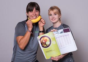ernährung im slim-gym club fitnessstudio für ems