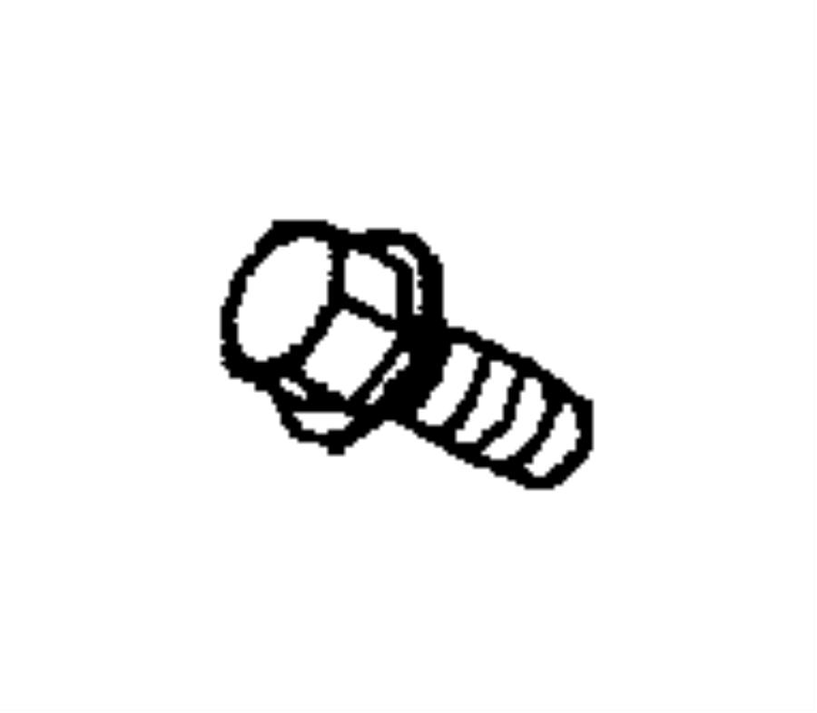 Dodge Intrepid Egr. Tube. Valve. Kit. 3.2 liter & 3.5
