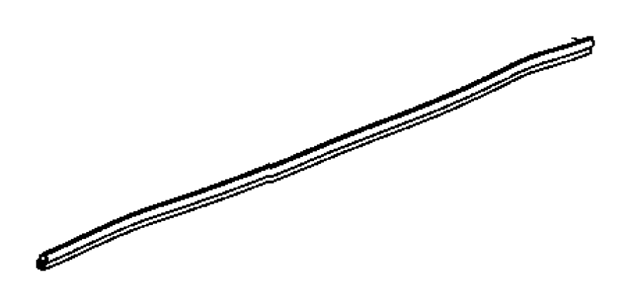 Jeep Commander Hood Release Cable. Hood Release Cable