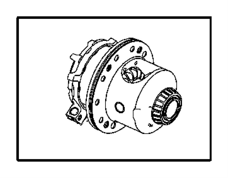 Jeep Commander 4wd actuator. Differential lock wiring