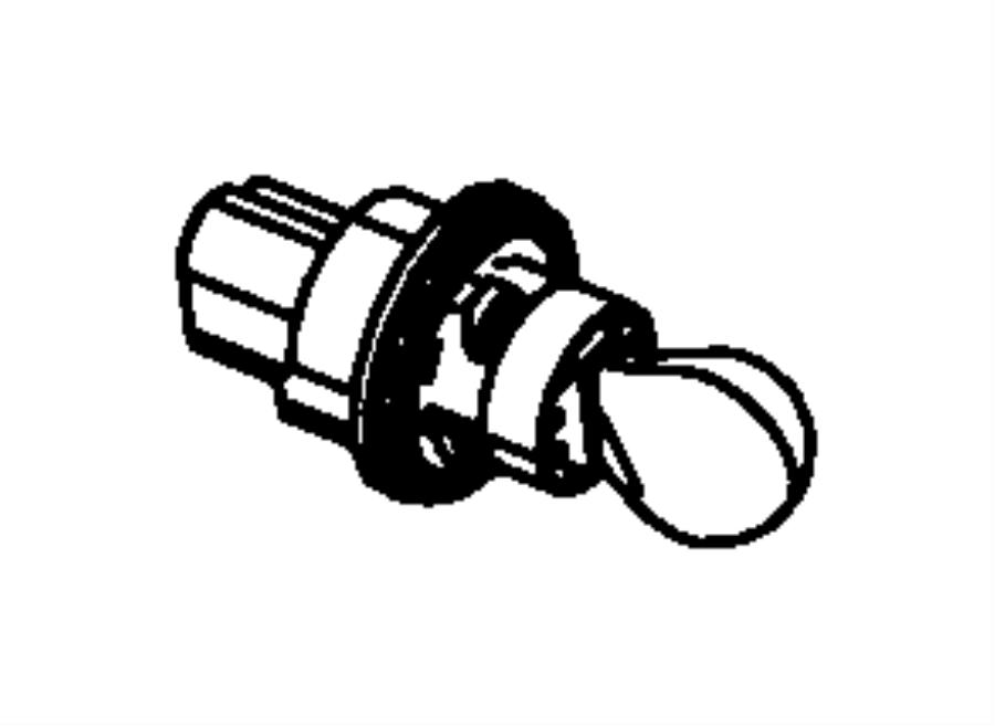 Dodge Dakota Socket. Headlight. Park, Turn, and Side Lamp