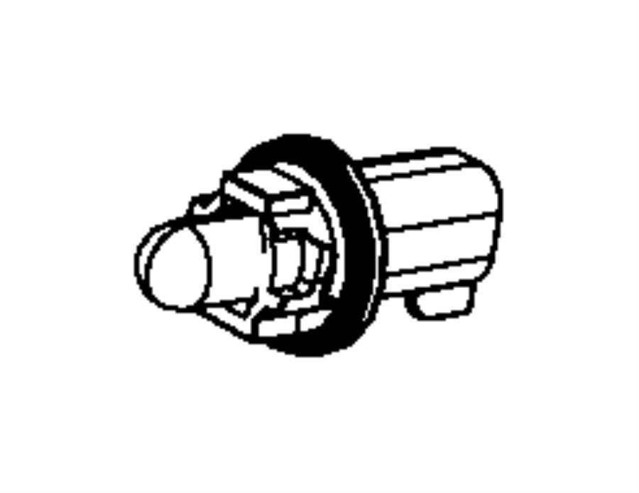 Dodge Caravan Socket. Lamp. Light. Bulb. All. Turn signal