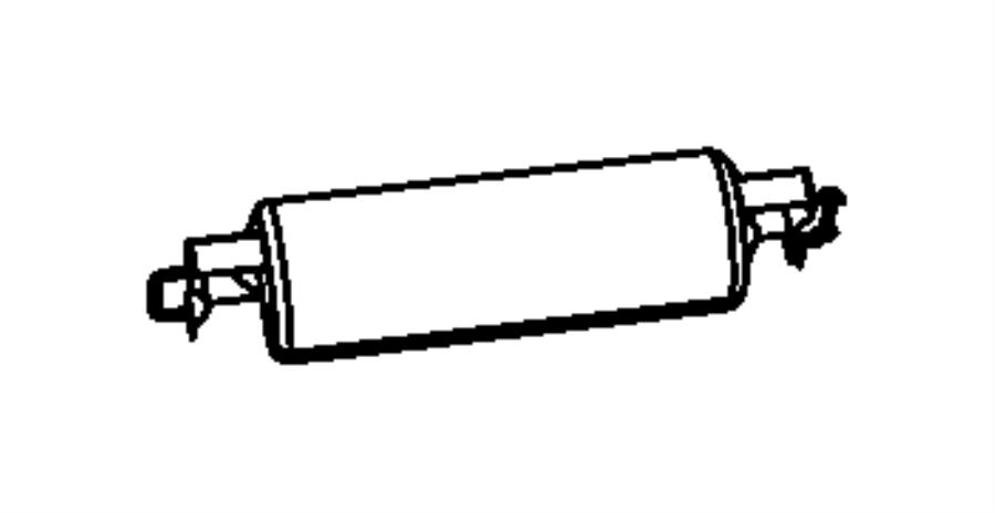 Chrysler Sebring Courtesy Light Bulb. Trunk Light Bulb