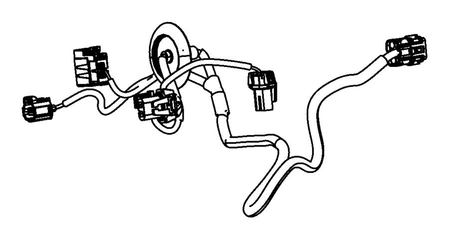 Dodge Viper Wire. Harness. Wiring. HEADLIGHT. Wiring