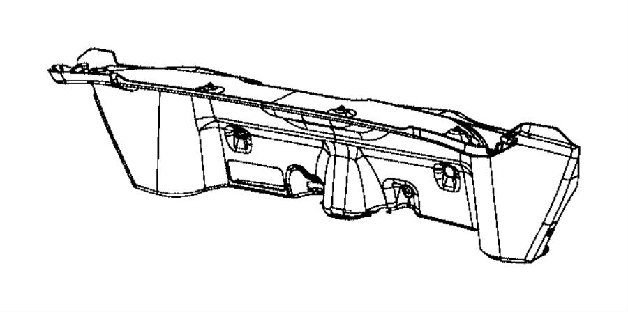 Chrysler 200 Trunk. Trim. CONVERTIBLE. Lining. Carpet