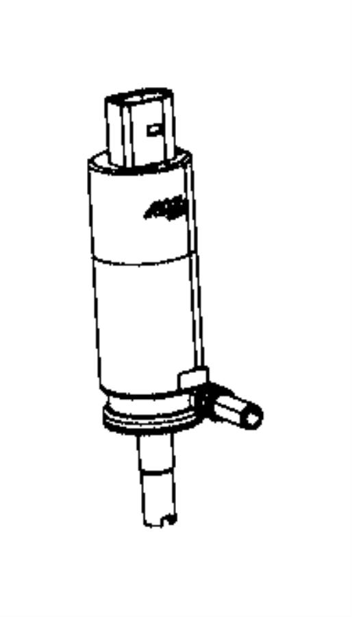 Jeep Cherokee Pump. Washer. Headlight. Windshield