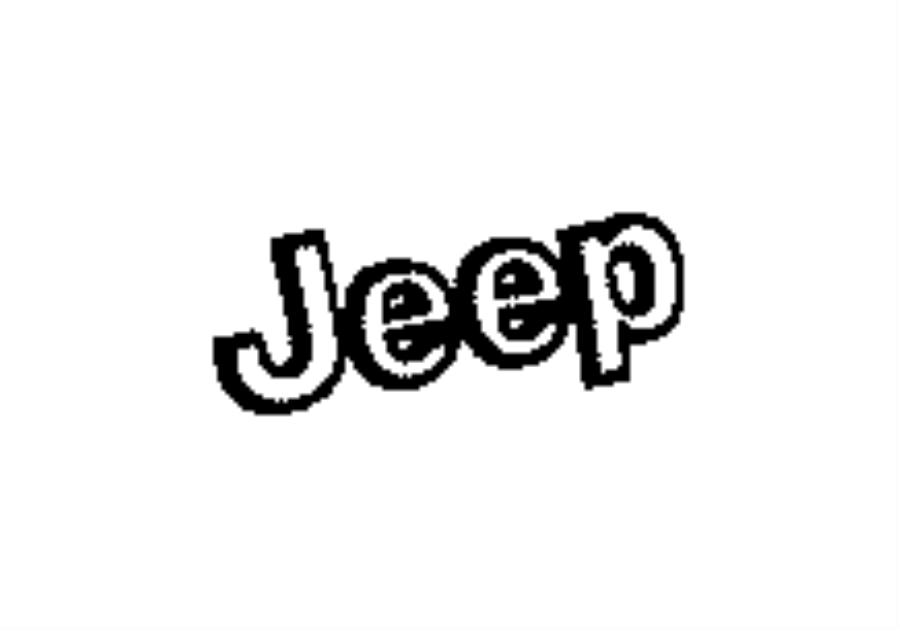 Jeep Grand Cherokee Tail Light Harness. W/o backup camera