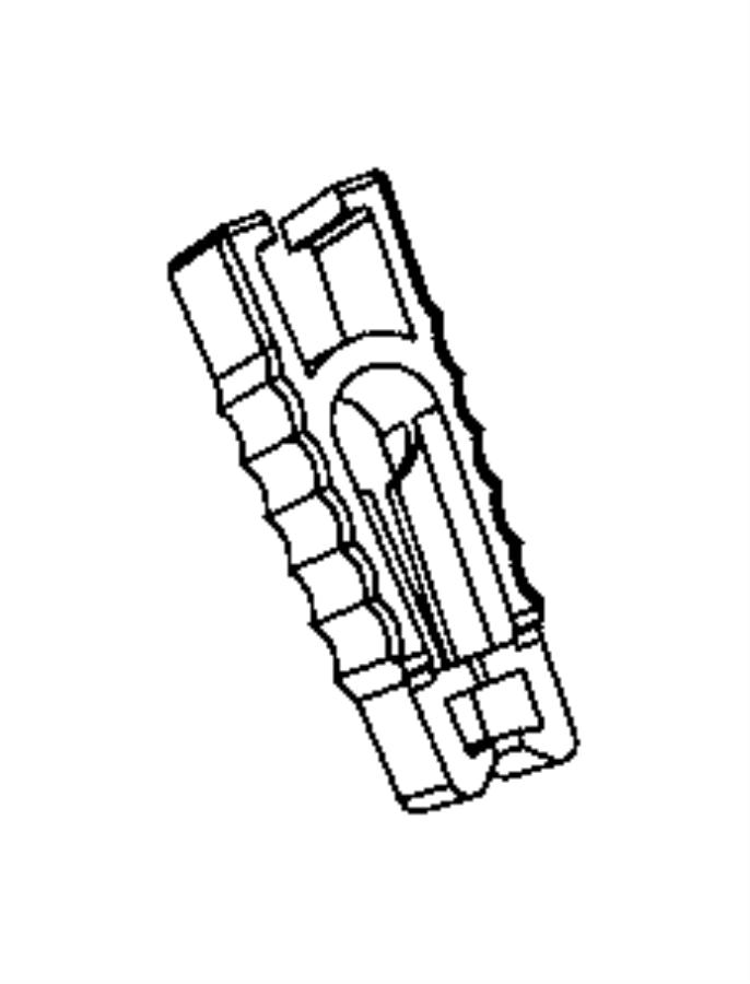 Ram ProMaster 3500 Fuse Puller. Telematics, OEM, Lighting