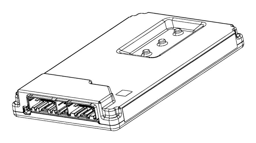 Chrysler 300 Radio Amplifier. 2015-20, 276 watt. 2015-20