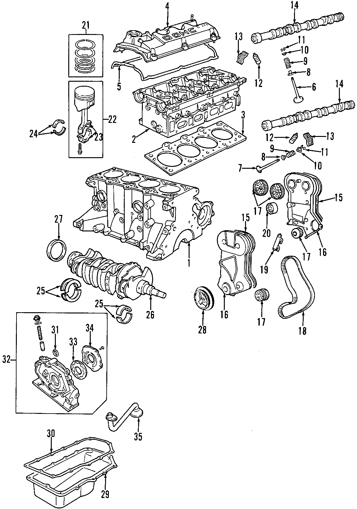 Dodge Avenger Engine Timing Belt. Engine Timing Belt