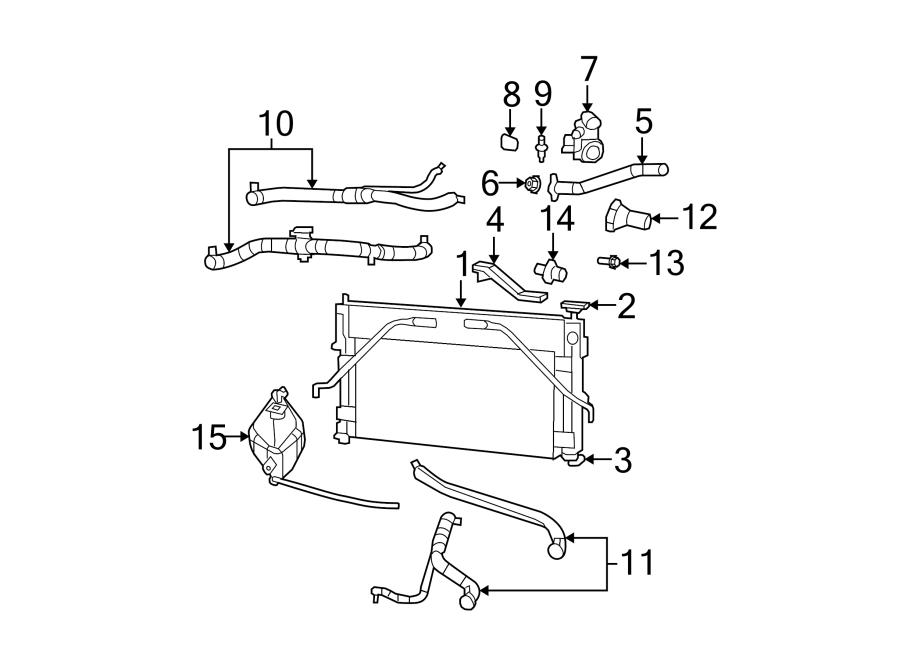 Jeep Patriot Engine Coolant Temperature Sensor. LITER