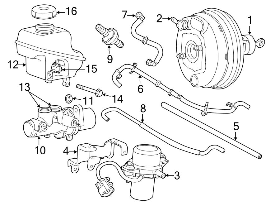 Dodge Challenger Pump. Air. Vacuum. Power. Brake