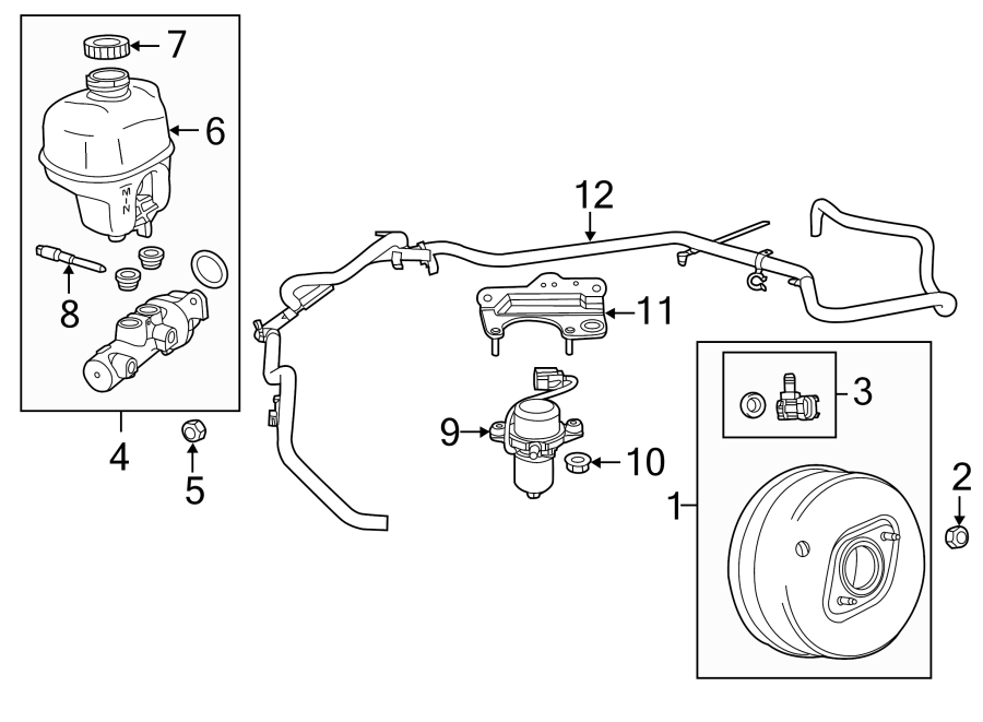 Jeep Grand Cherokee Bracket. Resonator. Pump. Air. 3.6