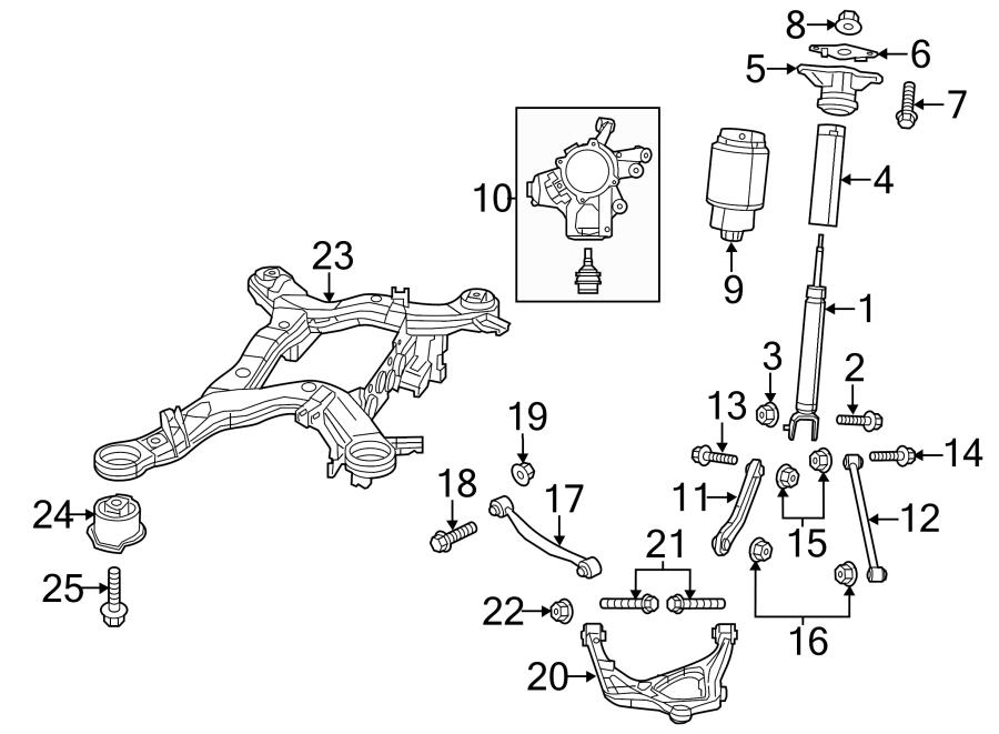 Jeep Grand Cherokee Suspension Control Arm. Right, REAR