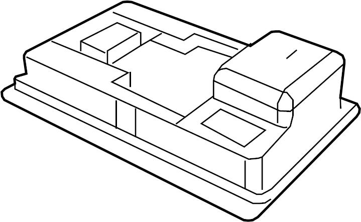 Chrysler 300 Control Module. Headlight Leveling. 300. W