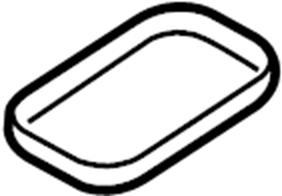 Chrysler Town & Country Gasket. Manifold. PLENUM. Intake