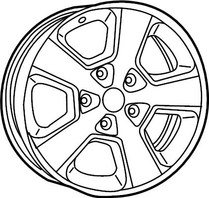 Jeep Grand Cherokee Wheel. Notice, Code, Repair