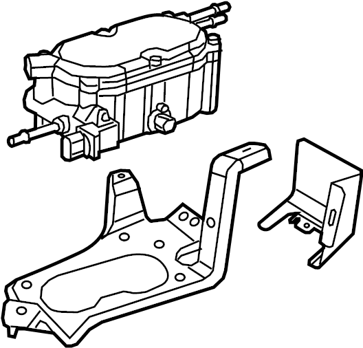 Jeep Grand Cherokee Filter. Fuel/water separator. Diesel
