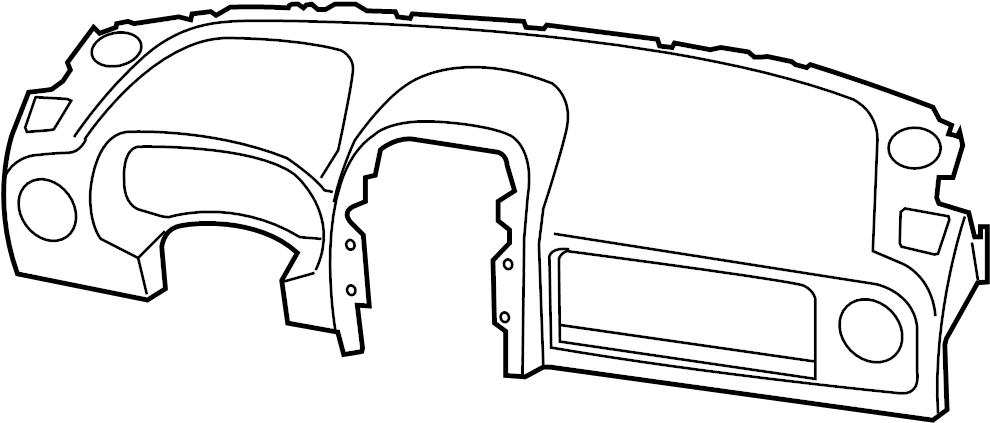 Jeep Compass Dashboard Panel. INSTRUMENT, Make