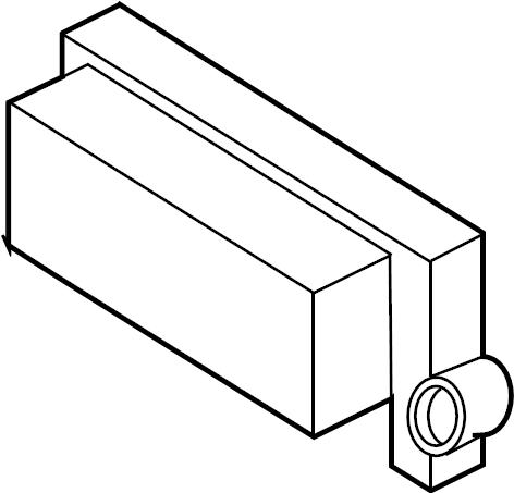 Jeep Wrangler Control module. Powertrain control. 4.0