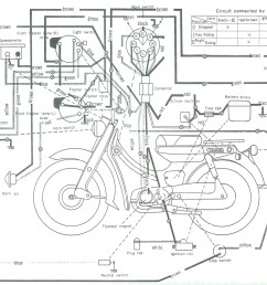 motorcycle wiring schematic diagram [ 1651 x 1194 Pixel ]